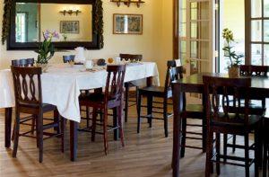 Inn Dining Area