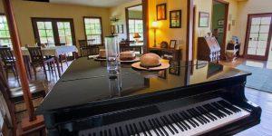 Music Room at the Inn