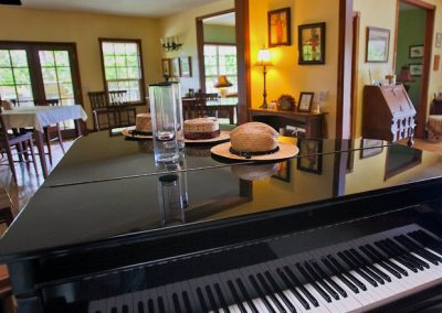 Music Room at the Inn